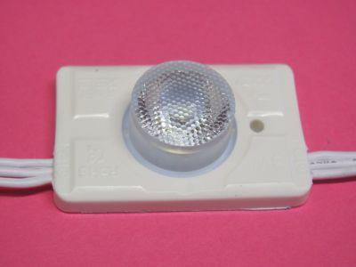 LED modul Cree 3W, opt.člen 38°x15°, 48x31x13,5mm